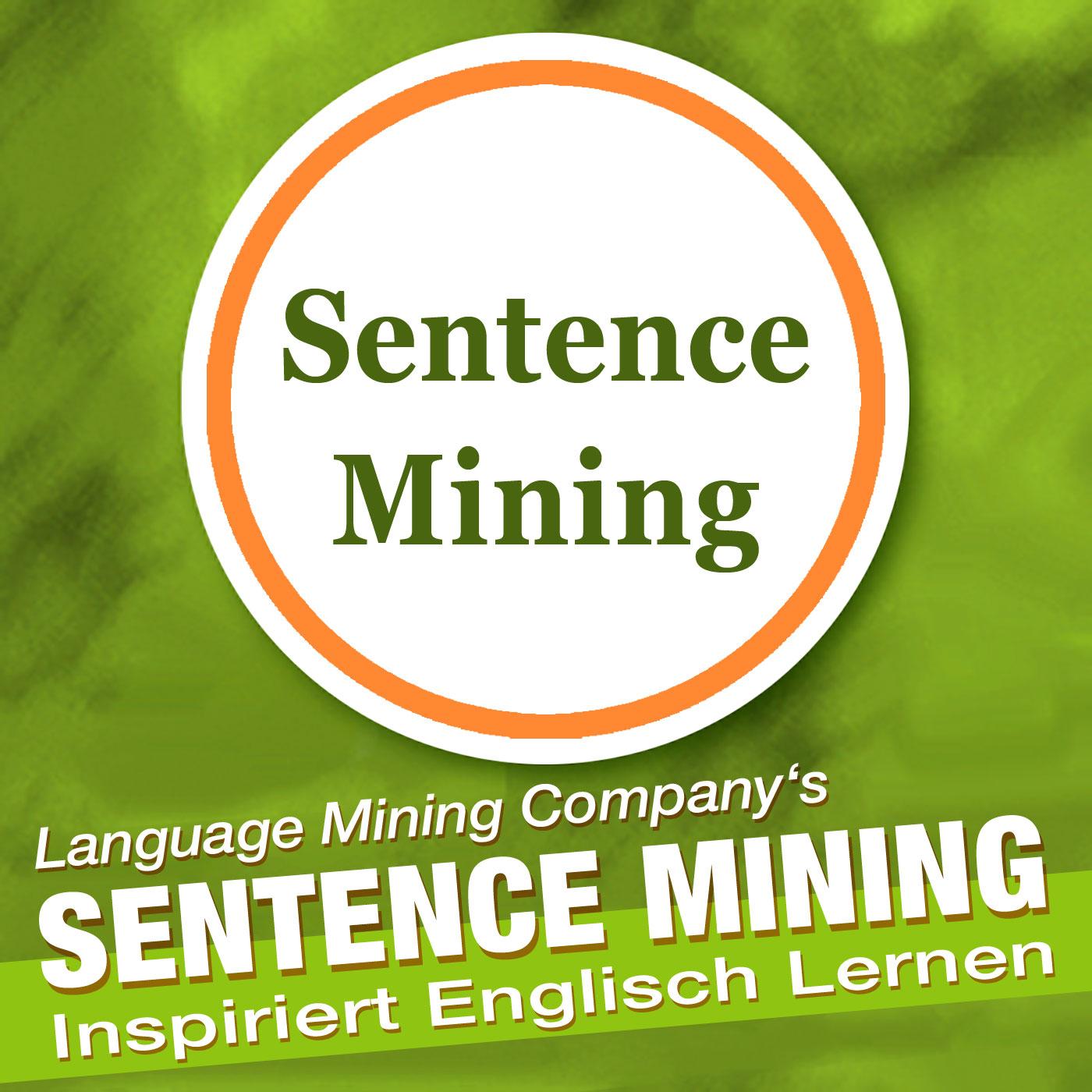 Sentence Mining - Inspiriert Englisch Lernen