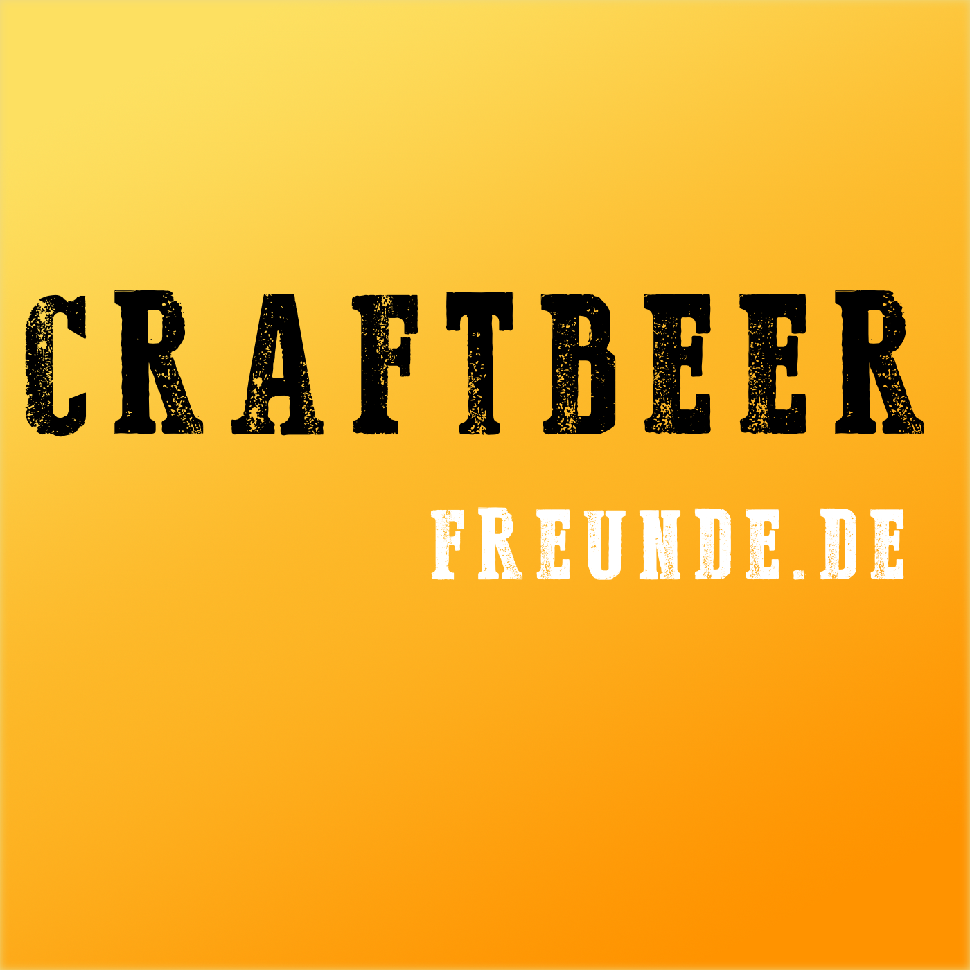 Craft Beer Freunde